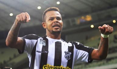 Bill marcou 24 gols com a camisa do Ceará.
